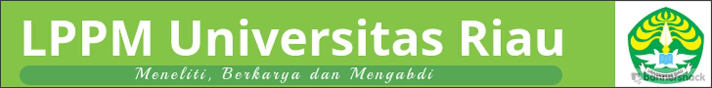 LPPM Universitas Riau