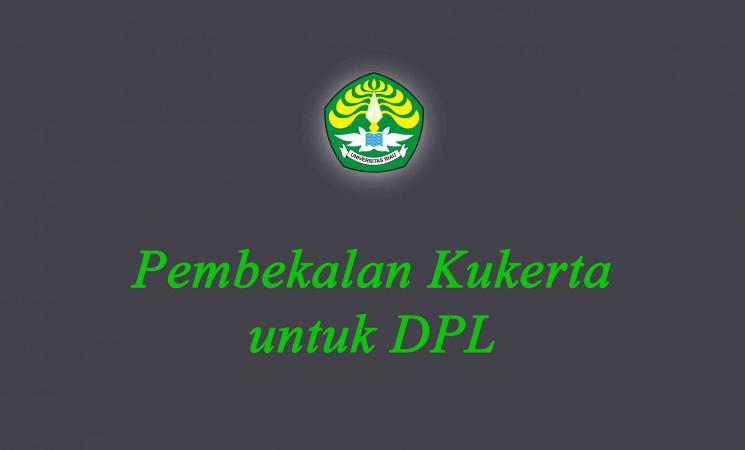 Undangan: Pembekalan Kukerta untuk DPL