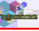 Penerimaan Proposal Penelitian dan Pengabdian Sumber Dana DRPM untuk Pendanaan Tahun 2019