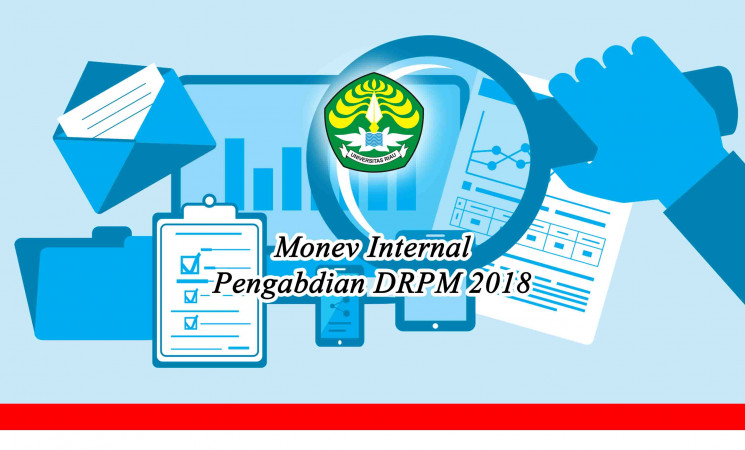 Monev Internal Pengabdian DRPM 2018