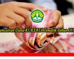Pencairan Dana Kukerta Tematik Tahun 2018