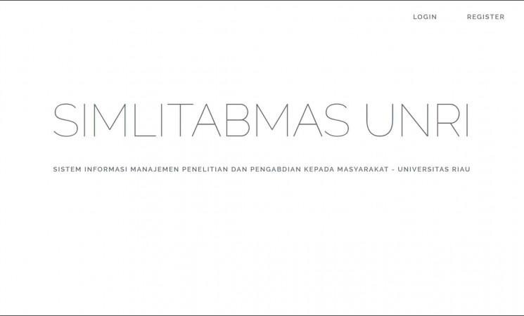 Unggah Proposal ke Sistem simlitabmasng.unri.ac.id