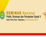 Call for Papers; Seminar Nasional Polkras V 2019