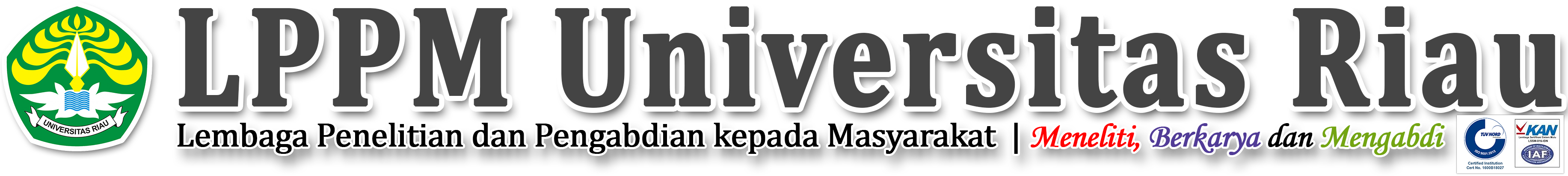 Jurnal Lppm Universitas Riau